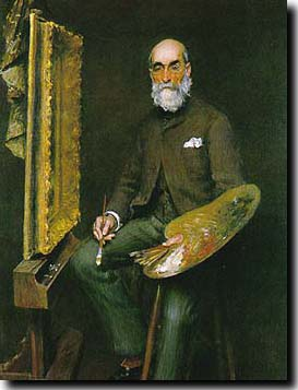 artist: William Merrit Chase (1849-1916)