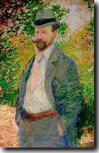 artist: Theodore Butler (1876-1937)