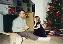 *grandfather* Fred with Katharina