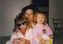 Monika with Katharina and Sarah