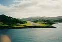 St. Lucias interesting start- and landing strip