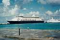 anchoring in Barbados