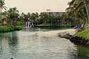 beautiful resort grounds