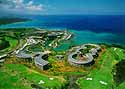 our hotel *The Hyatt Regency Waikoloa*, big island Hawaii