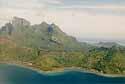 approaching Bora Bora