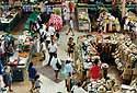 Papeete's fish market