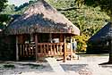 Moorea - our hut