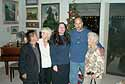 my girl friend marilene, me, my daughter monika, my brother-in-law  jim and my mother