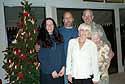 monika, jim, fred, me, my mother