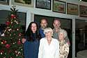 monika, jim, fred, my mother and I