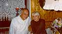christmas 2002 - my brother norbert and i