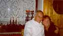 christmas 2002 - norbert and karin, still happy after all those years :-)