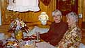 christmas 2002 - mutti and i