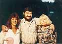 Franziska, her husband Georg and I