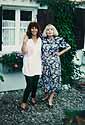 Franziska and I - friends forever :-)