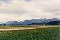 mountain range *Wendelstein* or *The Sleeping Virgin* (where I grew up)