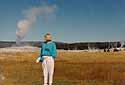 Yellowstone Park - geysers en masse