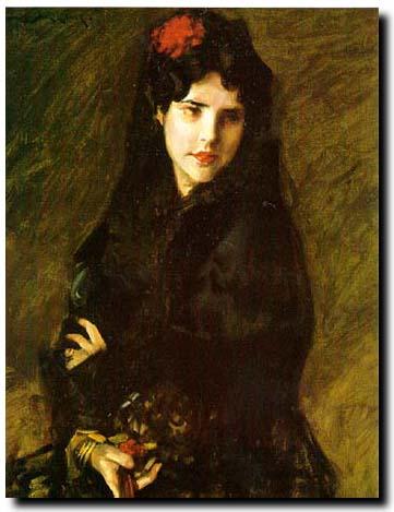 artist: William Merrit Chase (1849-1916)
