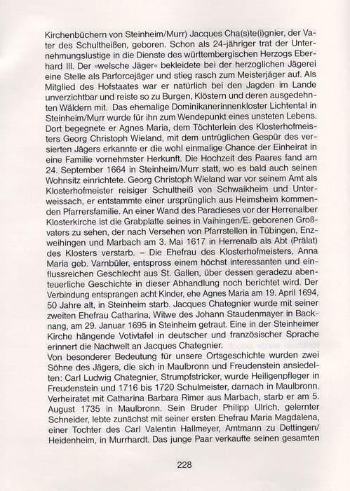 neues württembergisches dienerbuch