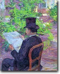 Henry de Toulouse Lautrec (1864-1901)