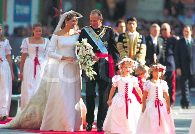 Kristi infante wedding
