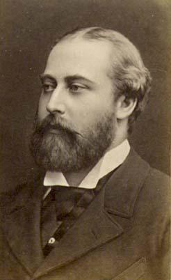 King Edward VII of Great Britain (1841-1910) Photo Album
