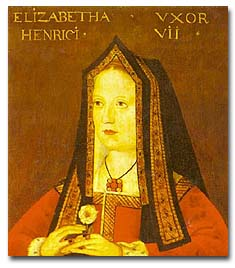 Elizabeth of York 1465-1503 -click to enlarge-