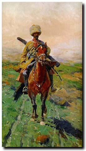 artist: Franz Roubaud (1856-1923)